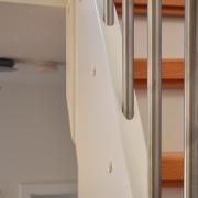 Treppe Treppenbau Schreinerei Mullers & Startz Buche Edelstahl Alsdorf007