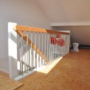 Treppe Treppenbau Schreinerei Mullers & Startz Buche Edelstahl Hehlrath003